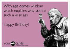 Misery Loves Company, Your Ecards, Explain Why, Happy Birthday, Wisdom, Memes, Movie Posters, Fun, Happy Brithday