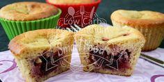 So leckere Käsekuchen-Muffins hast Du noch nicht gegessen. Perfekt für ein süßes Low Carb Frühstück oder als kleine Leckerei mit einer Tasse Kaffee.