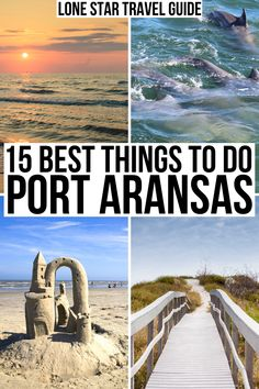 Planning a Texas beach getaway? Here's what to do in Port Aransas!  best things to do in port aransas tx   best things to do in mustang island tx   best beaches in texas   beach getaways in texas   islands in texas   best beach trips in texas   port aransas things to do in   port aransas travel guide   mustang island vacation ideas   port aransas vacation ideas   port aransas texas beach   port aransas travel tips   texas beach getaways   what to do in mustang island   mustang island travel… Usa Travel Guide, Travel Usa, Travel Tips, Usa Roadtrip, Travel Guides, Hiking In Texas, Texas Travel, Port Aransas Things To Do, Cool Places To Visit