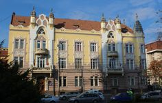 All sizes | Prefectura Judeţului Cluj - Cluj-Napoca, Jud. Cluj, Romania | Flickr - Photo Sharing! Romania, Photo And Video, Mansions, Architecture, World, House Styles, Mansion Houses, The World, Manor Houses
