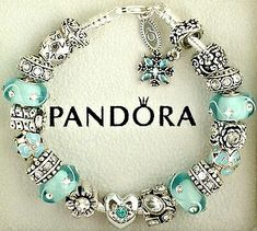 >>>Pandora Jewelry OFF! >>>Visit>> Authentic Pandora Charm Bracelet with Love Heart Flower New Aqua European Charms Fashion trends Fashion designers Casual Outfits Street Styles Rings Pandora, Charms Pandora, Pandora Bracelets, Pandora Jewelry, Disney Pandora Bracelet, Pandora Pandora, Pandora Beads, Bracelets Design, Jewelry Design