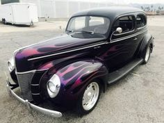 1940 Ford Deluxe 2DR