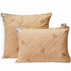 """Pillow bed, Sheep wool, filling """"Swan's down"""", cover 100% cotton,50/70,70/70…"""