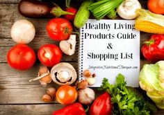 Healthy Living Products Guide