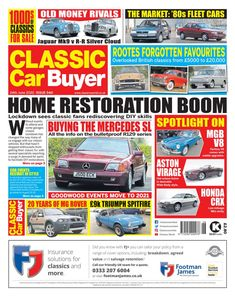 Auto Parts Catalog, Car Magazine, Magazine Covers, Car Buying Guide, Uk Magazines, Old Money, Car Buyer, Abdominal Pain, Free Ads