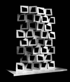 reinvented breeze blocks, from NUS architecture students and published in Casting Architecture (via culture push)