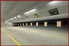 Indoor Shooting Range Design - 25 meter indoor pistol range and 50 meter indoor rifle range design Dream Home Design, House Design, Indoor Shooting Range, Mma Gym, Diy For Kids, Survival, Service Ideas, Extreme Sports, Mosque