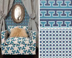 Studio Bon Textiles http://www.designsponge.com/2012/09/new-studio-bon-textiles-collection.html