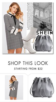 """shein"" by aylapril ❤ liked on Polyvore featuring Vetements"
