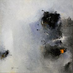 """""""Ombres Marines VII"""" - 60x60, Huile sur toile by Franck Duminil"""