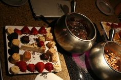 Love Fondue at the Melting Pot!!