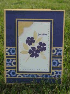 WCMD Best Blossoms by auntynanny - Cards and Paper Crafts at Splitcoaststampers