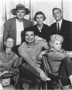 The Beverly Hillbillies in the 1960's