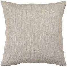 pale grey sofa cushion