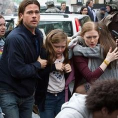 World War Z 'Get Back in Your Car' Clip -- The undead epidemic rapidly spreads through Philadelphia in this scene from director Marc Forster's upcoming adaptation, in theaters June 21st. -- http://wtch.it/tnp7U