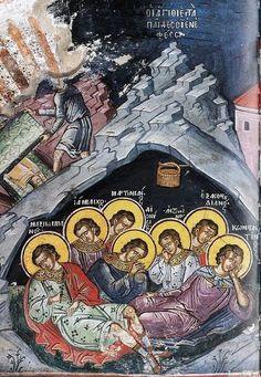 Zeven slapers van Efeze
