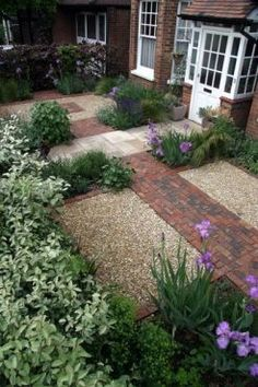Fine Front Garden Design Ideas Uk Garden Pinterest Garden
