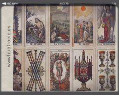 Tarot Rocío — ✨✨Los dibujos de las cartas del #Tarot cuentan una...