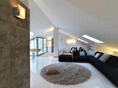Design Apartment Attic, Italia por Studio Damilano DesignRulz.com
