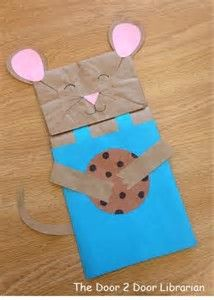 Image result for If You Give a Mouse a Cookie Puppet