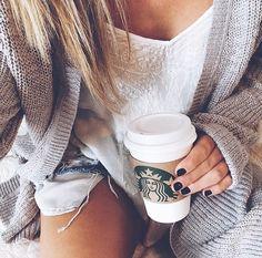 Cardigans & Coffee...