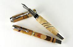 Art deco fountain pens