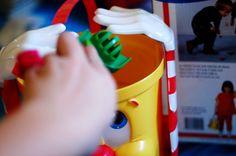 Mr.Bucket #90s #toy