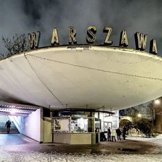 Cafe in a railway station - PKP Warszawa Powiśle, (former ticket booth) Warsaw, Poland, built between 1954-1963, Architects Arseniusz Romanowicz, Piotr Szymaniak © BACU @_ba_cu  #_ba_cu . . Add new sites: http://socialistmodernism.com/add-locations-visitors/ . . Map location: http://socialistmodernism.com/… . . Use the #SocialistModernism tag for the possibility to have your #SocHeritage shots featured. All information thus collected will be published on our website and included in an…