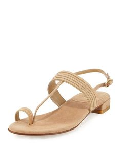 10 Shoes Every Woman Should Own and Keep In Wardrope Stuart Weitzman Tracks Flat Chain/Suede Sandal, Med. Beige The Best of shoes in Suede Sandals, Suede Shoes, Pump Shoes, Shoes Sandals, Flat Shoes, Flat Sandals, Pumps, Stuart Weitzman Sandals, Shoe Collection