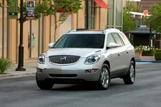 11. Buick Enclave 2WD / 4WD under one of the safest cars for teens to drive on the road and under $18,000