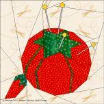 Heleen Pinkster Quilt Design - Archief Blokken van de maand