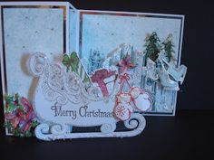 AbFab Designs: Santa is coming Ohhhhh cant wait for Christmas, ev...