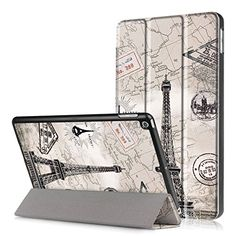 Case for New iPad 9.7 inch 2017, XRPow Colorful Slim Fit ...
