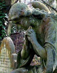 cemetery angel statues art-for-goodness-sake