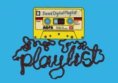 Dazed mixtape by Matt Johnstone @Jelly