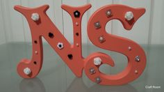 """Wooden standing letter """"S"""" and """"N"""" Love You Images, Love Pictures, Ns Logo, S Letter Images, Happy Emoticon, Freestanding Wooden Letters, Stylish Alphabets, Alphabet Wallpaper, Letter Symbols"""