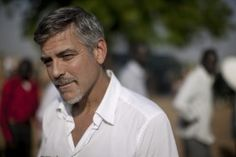 George Clooney made a quiet visit to the Sudan last week.