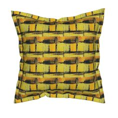 Serama Throw Pillow featuring IMG_1138 by jack@spoonflower | Roostery Home Decor