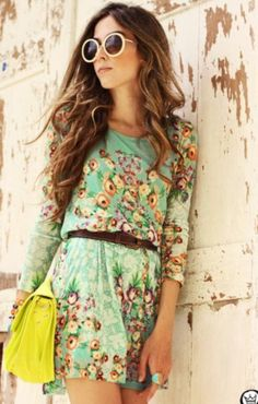 #dress #florals #floraldress #springsummer #style