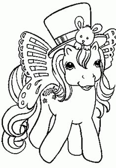 Great My Little Pony Printables These Are From The Ss Coloring Books With Colorige