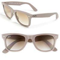 Ray-Ban Classic Wayfarer 50mm Sunglasses   Nordstrom