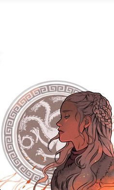 Daenerys Targaryen by Picolo Dessin Game Of Thrones, Arte Game Of Thrones, Game Of Thrones Artwork, Game Of Thrones Fans, Fanart, Daenerys Targaryen Art, Khaleesi, Fantasy Books, Fantasy Art