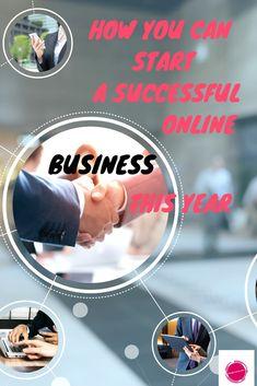 Start Online Business, Starting A Business, Business Planning, Online Work From Home, Work From Home Jobs, Affiliate Marketing, Gestion Administration, Yoga Online, Online Marketing