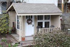 A portfolio of shed designs | Fine Gardening