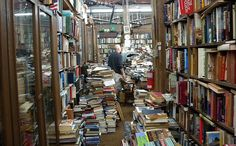 walkwhilereading:    I was here today and yes it's as overwhelming as it looks.