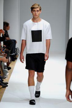 #Menswear #Trends Spring 2015 Primavera #Tendencias #Moda Hombre - Collective Runway - Mercedes-Benz Fashion Week Spring 2015