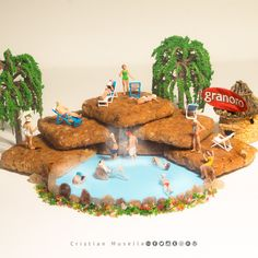 Progetto Little People - creative miniature photographs - Tiny World - Biscotti Micro Photography, Miniature Photography, Miniature Crafts, Miniature Dolls, Whatsapp Dp, Miniature Calendar, Tiny World, Mini Things, Miniture Things