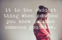 Been there, still hurts, probably always will. Just remember the happy times, and some of the sadness goes away.