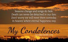 Sympathy Messages Condolences-messages-for-death