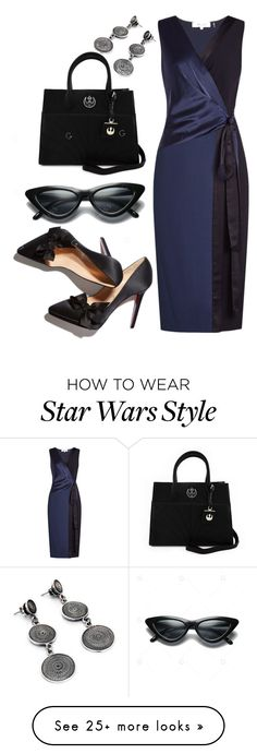 """""""Untitled #240"""" by mimi-varte on Polyvore featuring Diane Von Furstenberg, Loungefly and NOVICA"""
